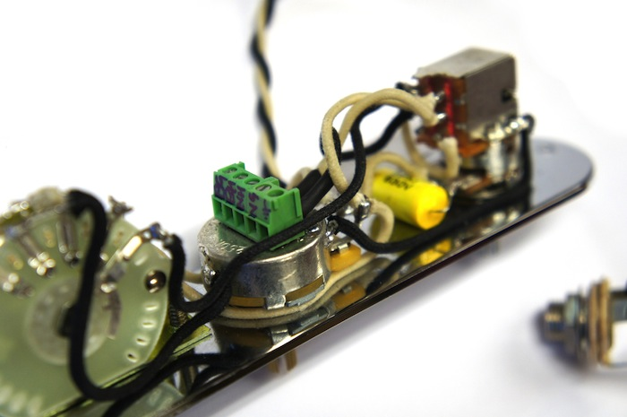custom guitar wiring harness uk wiring solutions rh rausco com Squier Telecaster Wiring -Diagram Telecaster Wiring- Diagram