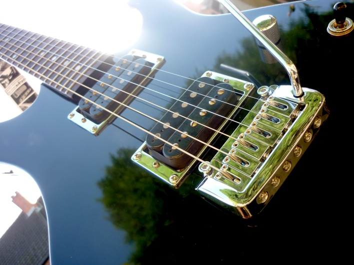 Professional Nitrocellulose Guitar Refinishing and Buffing | Jack\'s ...