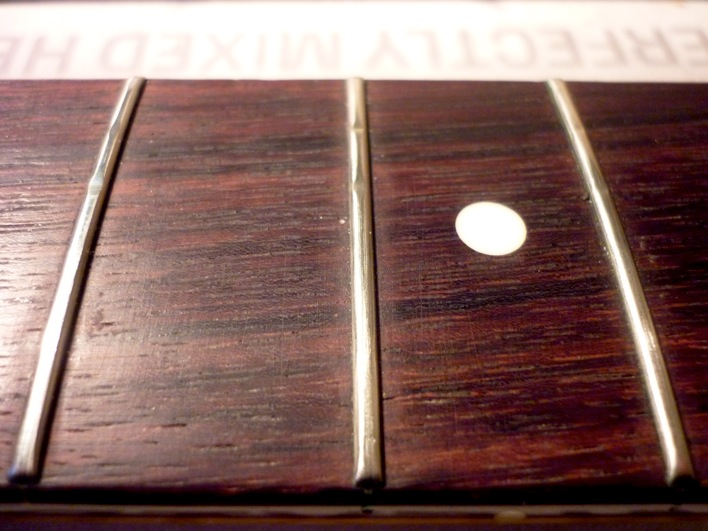 worn out frets