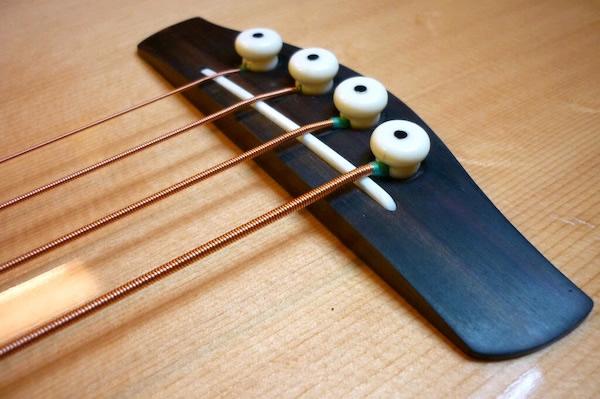 Hand Made Bone Saddles For Acoustic Guitars Jack S Instrument Services