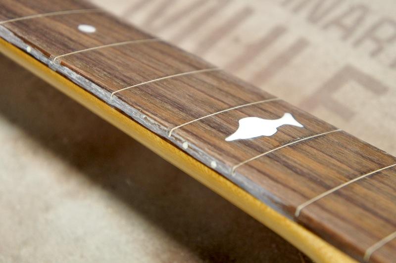bass guitar defret jack 39 s instrument services. Black Bedroom Furniture Sets. Home Design Ideas