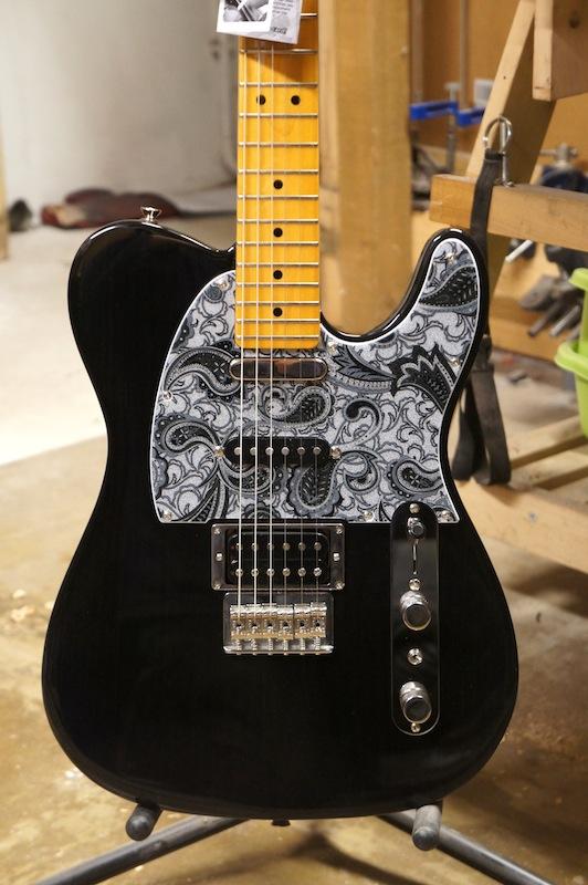 Custom Guitar Scratchplates | Jack's Instrument Services