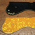 3 ply pearl yellow pickguard