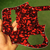 3 ply tiger red pickguard