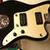 anodised gold pickguard