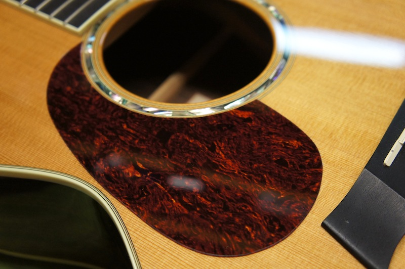 Custom Guitar Scratchplates | Jack's Instrument Services