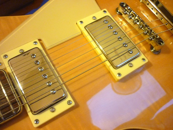 Hand wound pickups