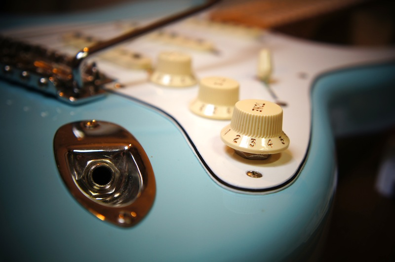 Push Push switch on strat