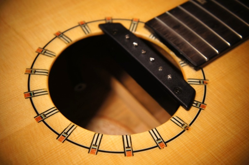 soundhole pickup