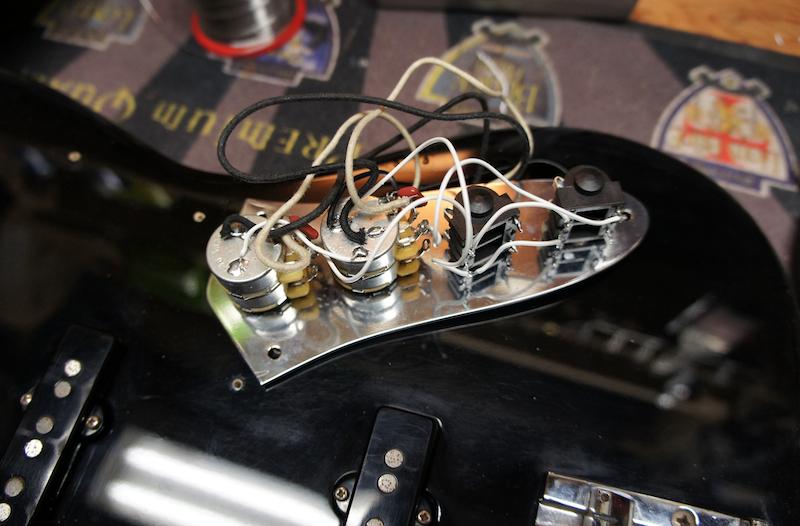 professional guitar re wiring service jack 39 s instrument. Black Bedroom Furniture Sets. Home Design Ideas